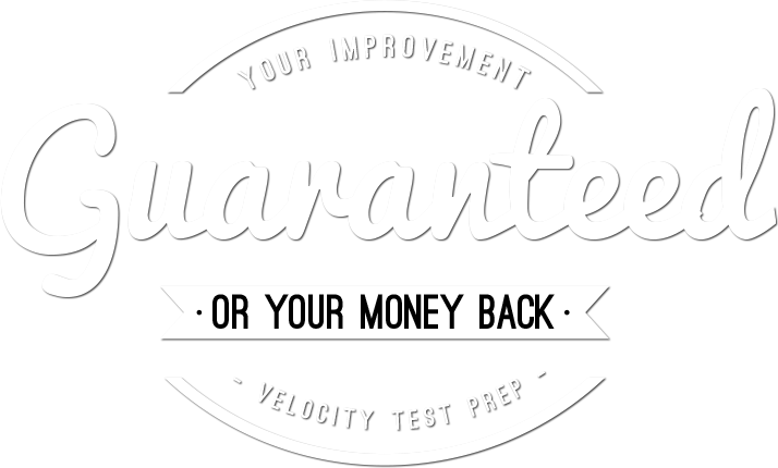 Improvement Guaranteed or Your Money Back