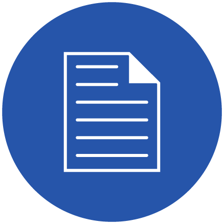 Writing Sample Icon
