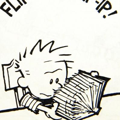 Calvin.