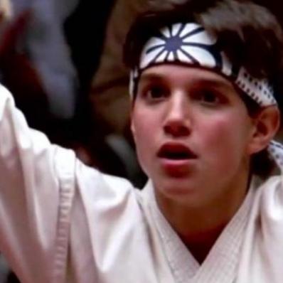 Karate Kid loves LSAT