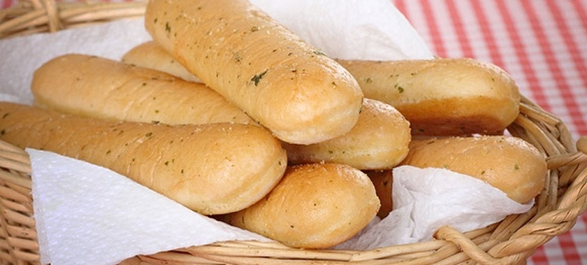 Breadsticks are delicious, but not useful for grading LSATs