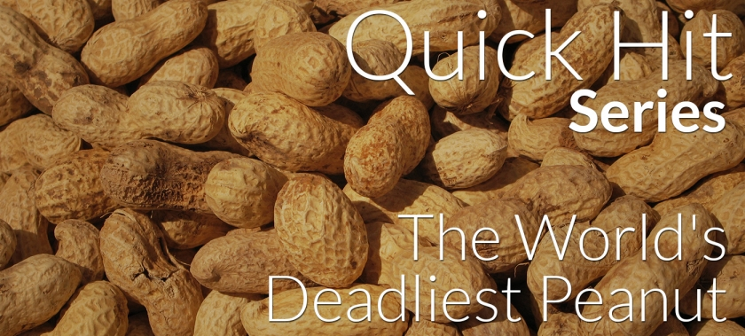 Quick Hit: Proportion Confusion and The World's Deadliest Peanut