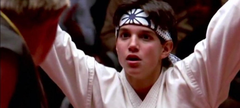 Karate Kid loves LSAT