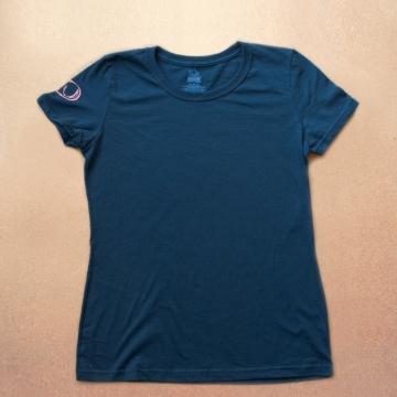 T-Shirt - The Women's Black Belt - Small