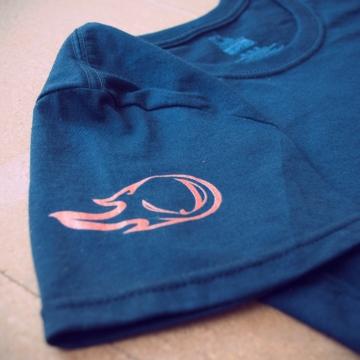 T-Shirt - The Women's Black Belt - Small 2
